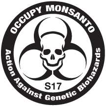 s17 Printable Occupy Monsanto Banners web ready vinyl superweeds signs Resource PDF Monsanto lab rat graphics gmo banners 99%