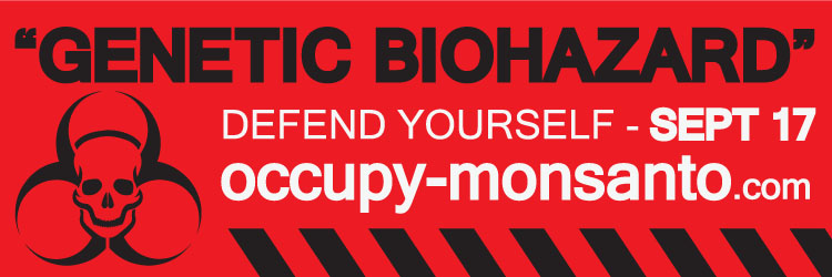 occupy monsanto banner4 Printable Occupy Monsanto Banners web ready vinyl superweeds signs Resource PDF Monsanto lab rat graphics gmo banners 99%