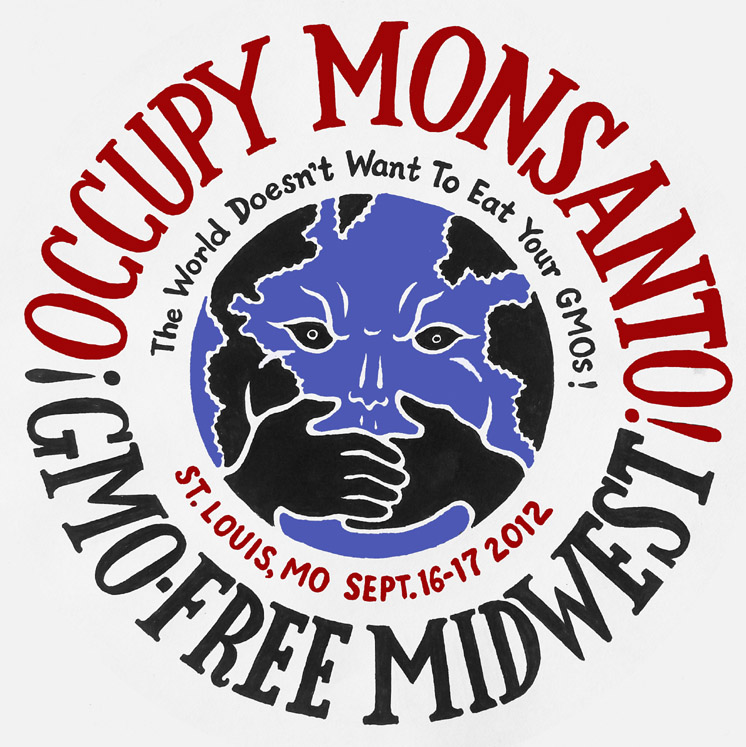 GMO FREE MIDWEST web Occupy Monsanto: GMO Free Midwest St. Louis Safe Food Action St. Louis Protest Organic Consumers Association Missouri GMO Free Midwest GMO Labeling Gateway Green Alliance Event Demonstration Conference