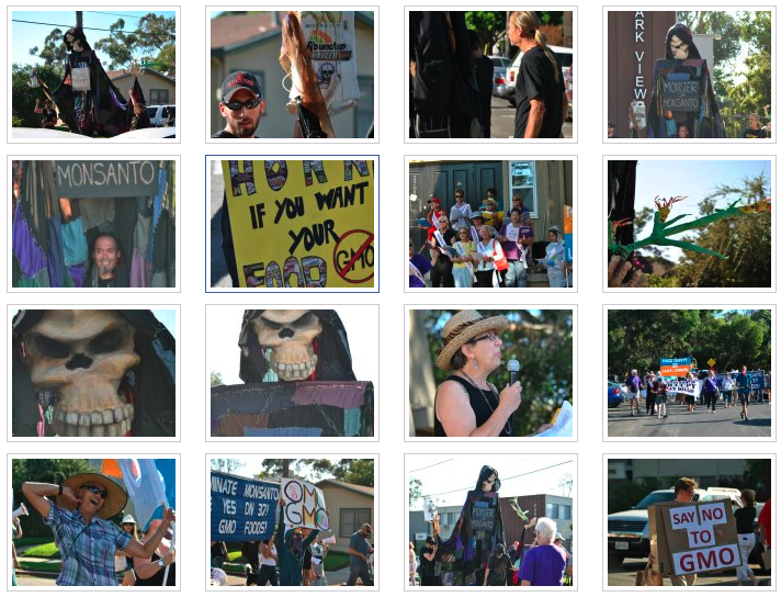 san diego GCU on facebook INCIDENT REPORT: Photos & Videos from San Diego, California March & Rally San Diego RoundUp Prop 37. Occupy Your Food Supply March food Demonstration Children Babies