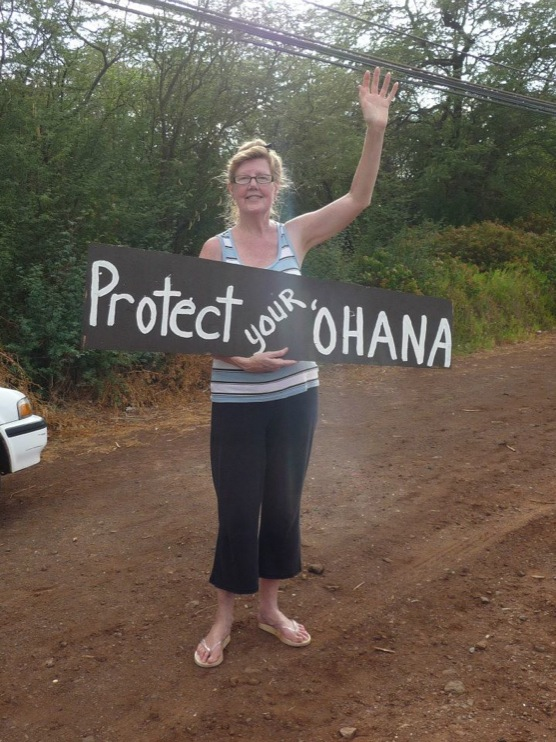 occupy monsanto molokai27 INCIDENT REPORT: Photos from GCU Field Agents in Molokai, Hawaii signs Protest pesticides organic Molokai Kids Island HI Hawaii GMO Free Molokai Farms Demonstration Chemicals