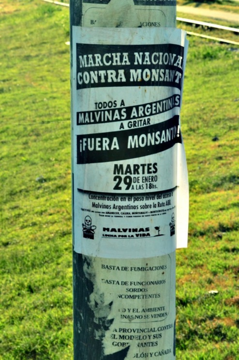 Against Monsanto Malvinas Argentinas12 [INCIDENT REPORT] Fotos de la Marcha en Malvinas Argentinas street South America Protest Mundo Millones contra Monsanto Manifestacin Malvinas Argentinas Global Fuera Monsanto Direct Action Demonstration Cordoba Argentina 