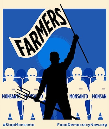 farmers vs monsanto FDN2 A Citizen's Assembly of Support for Family Farmers vs. Monsanto   January 10, 2013 Washington U.S. Court of Appeals for the Federal Circuit trespass transgenic seed transgenic sugar beats soy Public Patent Foundation Protest plaintiff OSGATA et al v. Monsanto OSGATA Organic Seed Growers and Trade Asscociation Organic Farmers oral argument Monsanto Monopoly Lafayette Square GMO seed gmo Genetic Contamination Food Democracy Now Farmers Demonstration DC Dan Ravicher Court cotton Corn Conventional Citizens Assembly case canola