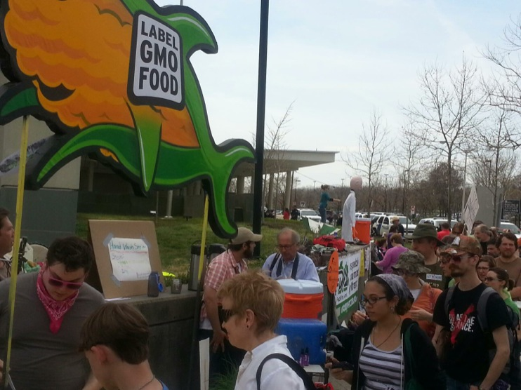 stone soup at the fda 56 Photos from the Stone Soup Eat In at the FDA stone soup Segment Protest Pot Picnic Photos Monsanto Michael Taylor MD Maryland Food and Drug Administration FDA facebook Fable eat in Demonstration College Park Center for Food Safety and Applied Nutrition America