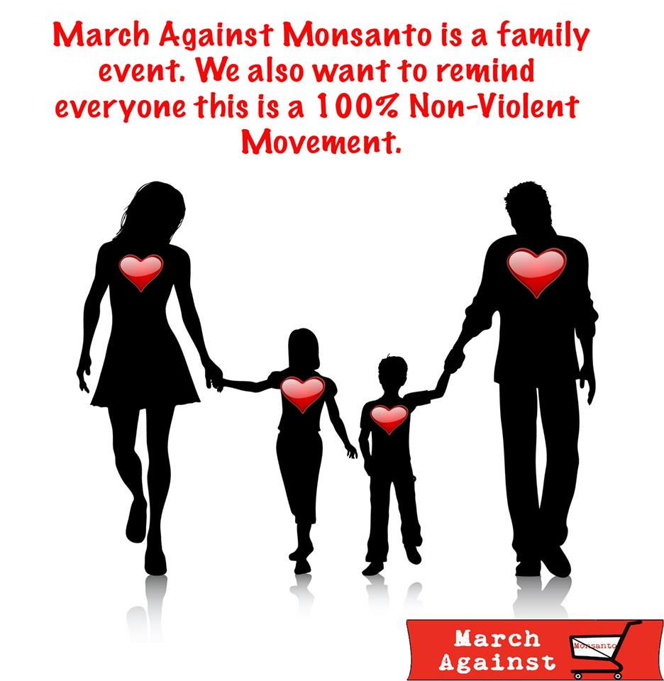 march against monsanto non violence March Against Monsanto   May 25, 2013 USDA Tumors Protest Organize organic Notes Monsanto Protection Act Monsanto March Against Monsanto March infertility GMO Seeds GMO Labeling gmo Global Day of Action FDA EPA Demonstration Congress Civil DisobedienceMarch Against Monsanto civil disobedience cancer Boycott birth defects Activism #OpMonsanto