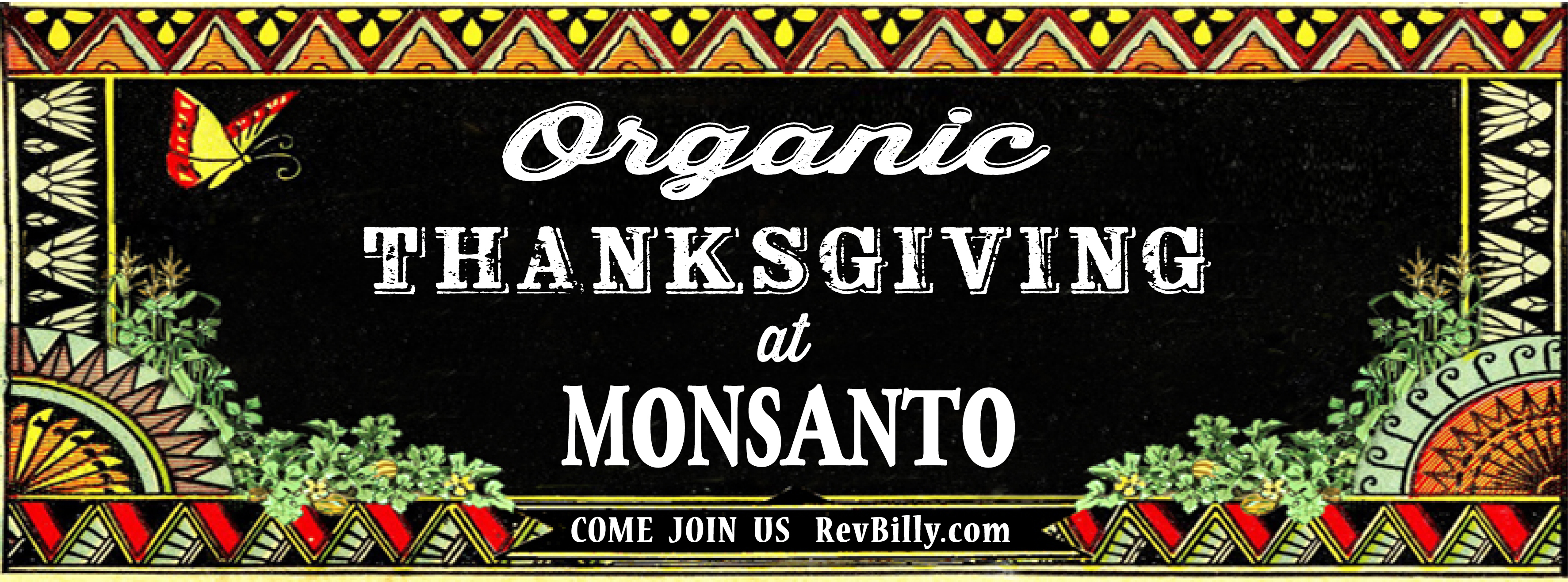 Thanksgiving at Monsanto